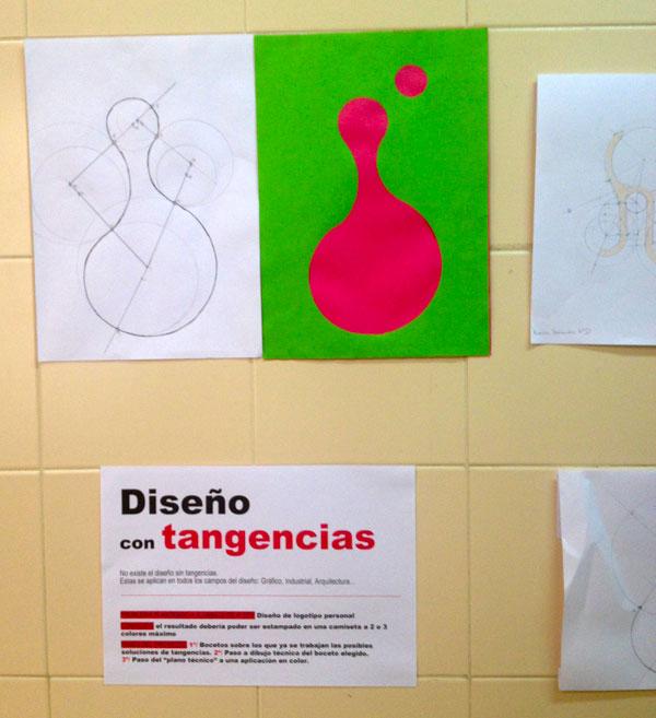 Imágenes del artículo: Diseño con tangencias