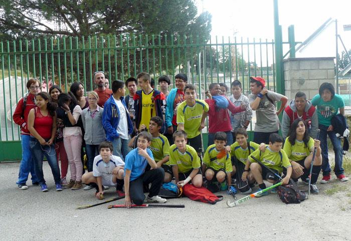 Imágenes del artículo: Un equipo de campeonato