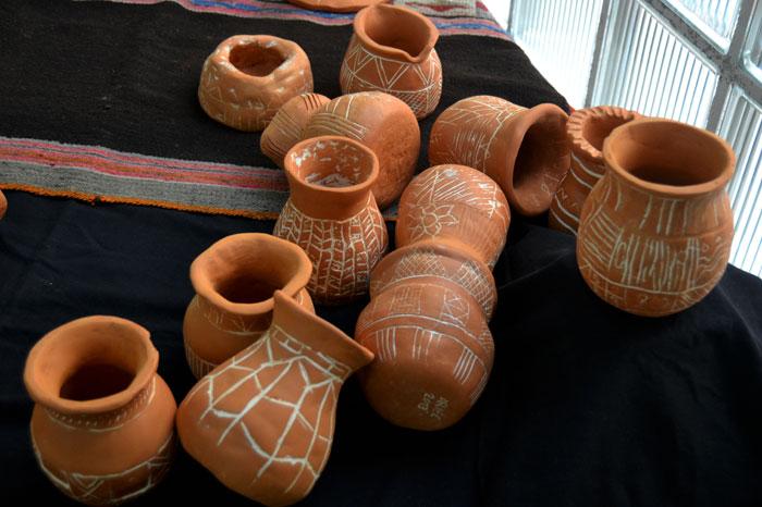 Imágenes del artículo: Exposición de cerámica 2013