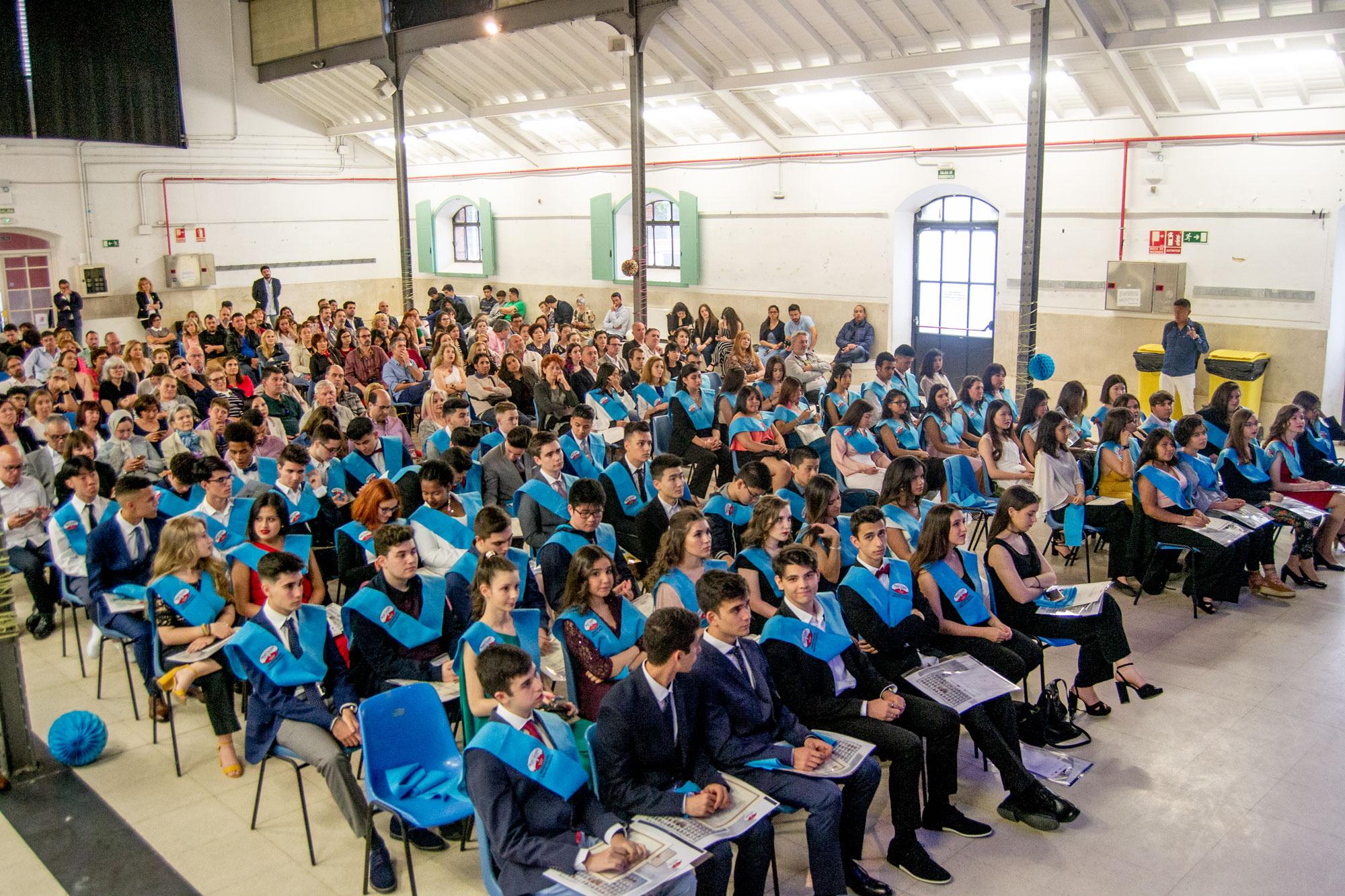 Imágenes del artículo: Graduación Bachillerato 2019