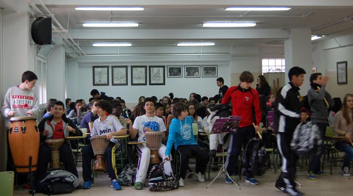 Imágenes del artículo: Finaliza la visita de los alumnos franceses