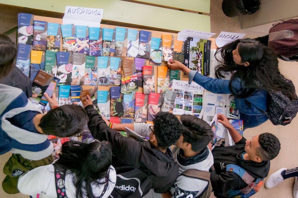 Imágenes del artículo: Las Jornadas de Orientación en imágenes