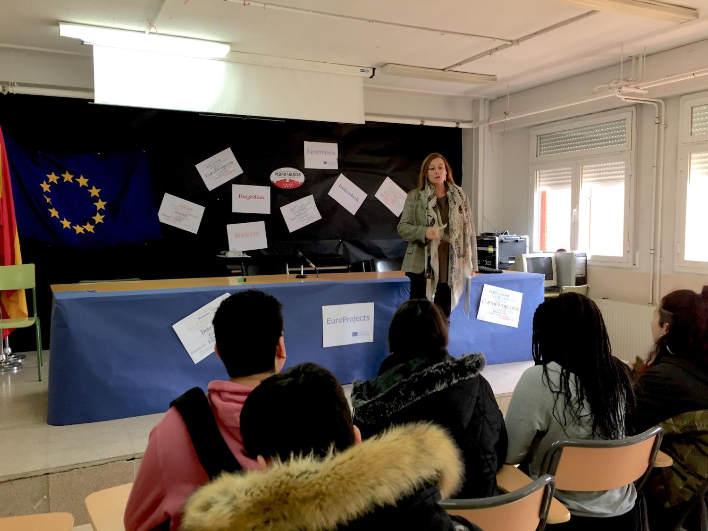 Imágenes del artículo: Entrega de las calificaciones de los Proyectos de Bachillerato