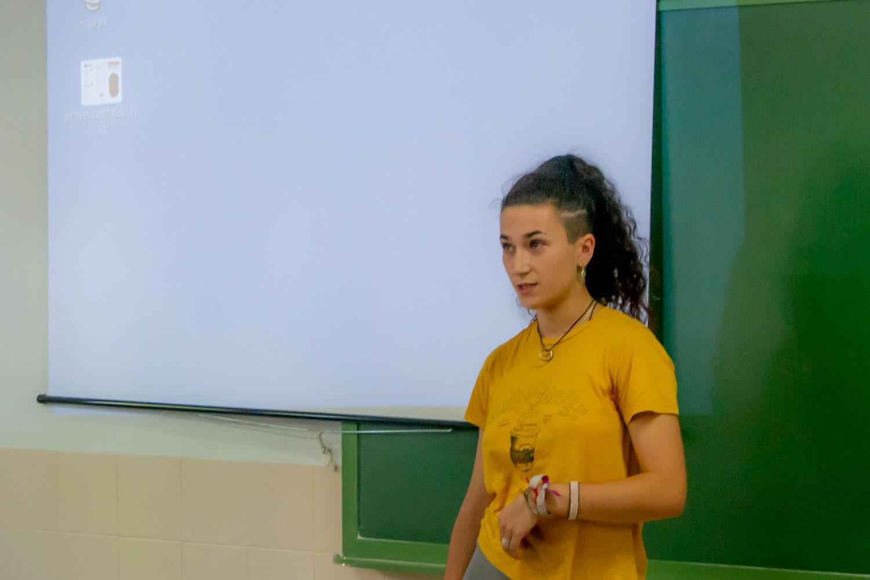 Imágenes del artículo: Presentación Proyectos Linguísticos 18-19