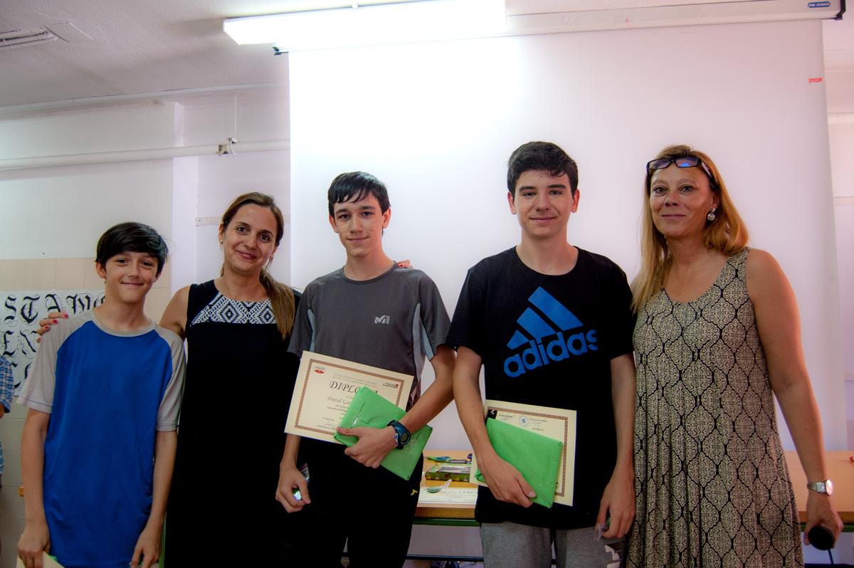 Imágenes del artículo: Premios curso 2016-2017