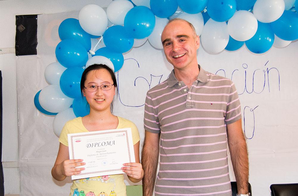Imágenes del artículo: Graduación de 4º ESO