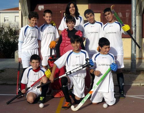 Imágenes del artículo: Final de la fase de grupos de los Campeonatos Escolares