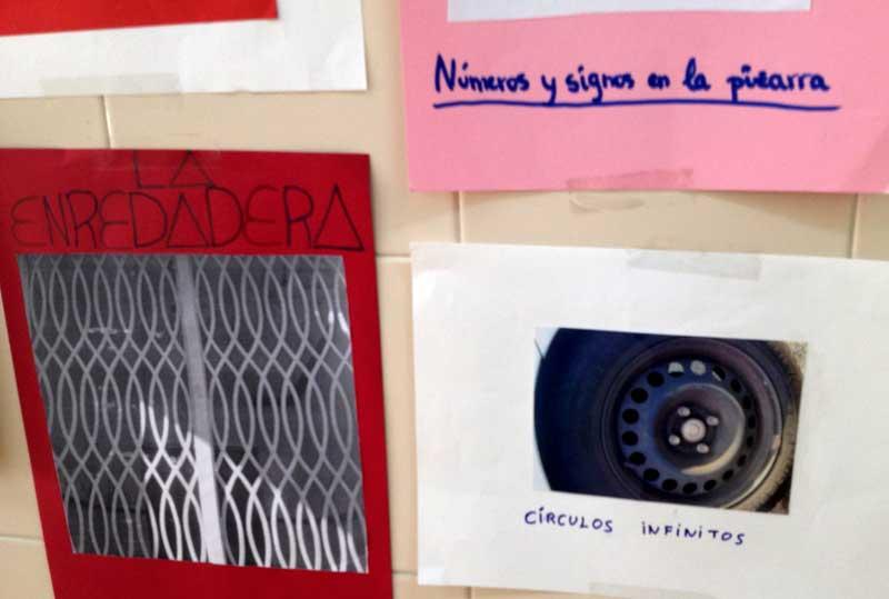 Imágenes del artículo: Exposición de los trabajos de Fotografía Matemática