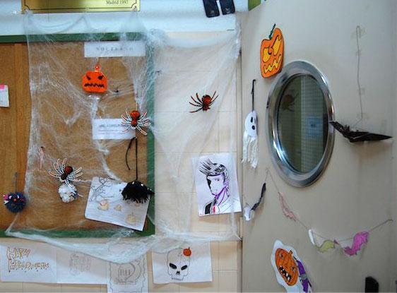 Imágenes del artículo: Halloween llega al instituto