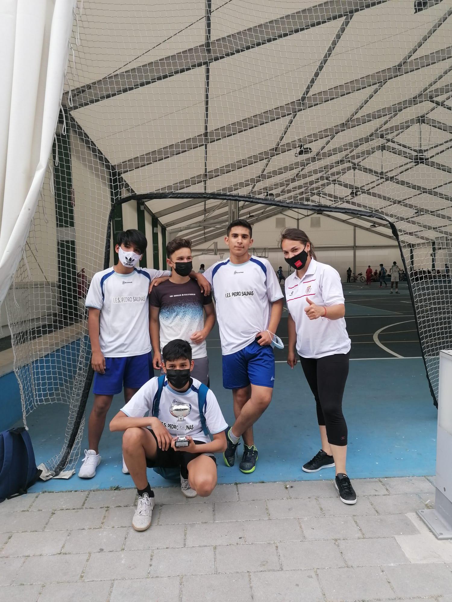 Imágenes del artículo: Campeones de Futbol-Sala